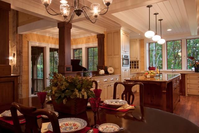 Lyon- Howard Residence traditional-living-room
