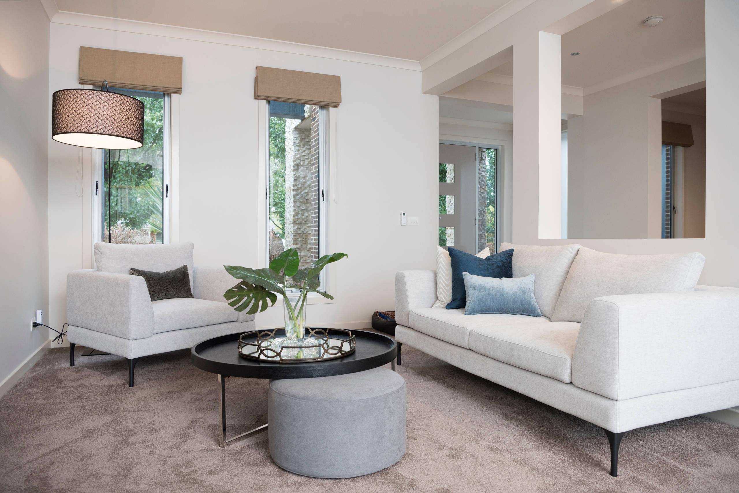Lysterfield - Living Room