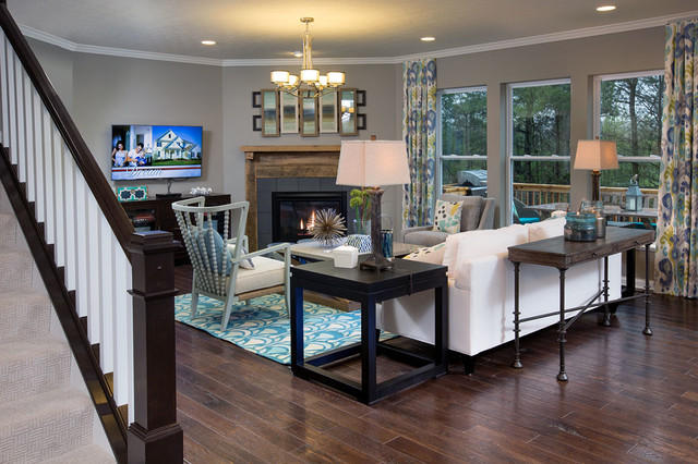 M I Homes Of Columbus Sanctuary At The Lakes Ainsley