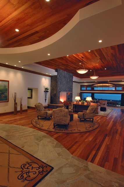M Squared Design, LLC contemporary-living-room