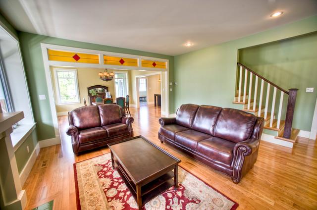 Mackenzie traditional-living-room