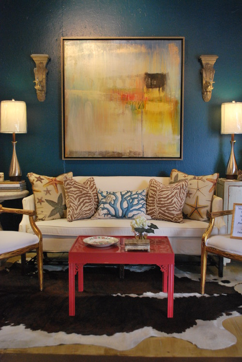 How to Choose the Perfect Wall Color to Complement Your Art – Canvas ...