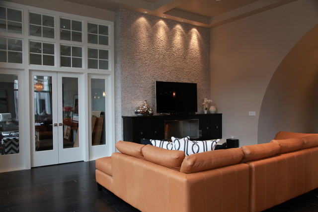 Main & Lincoln contemporary-living-room