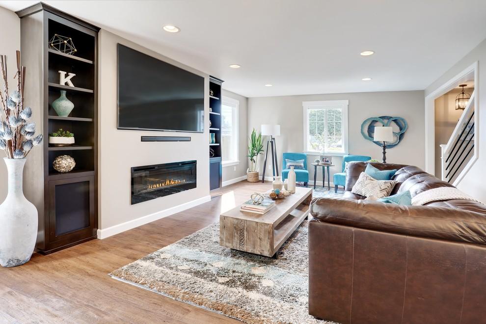 Main Floor Redesign