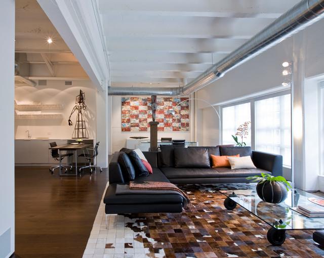 Main Living Space contemporary-living-room