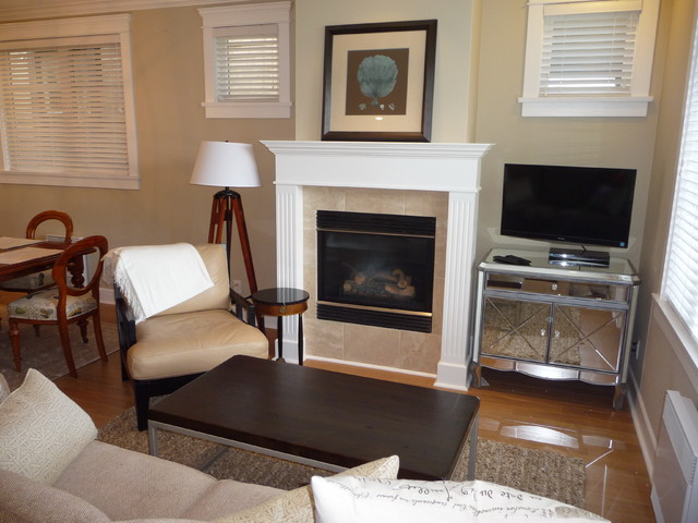 Making your home tenant friendly in Kitsilano contemporary-living-room