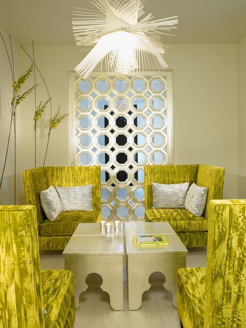 Malaga mediterranean-living-room