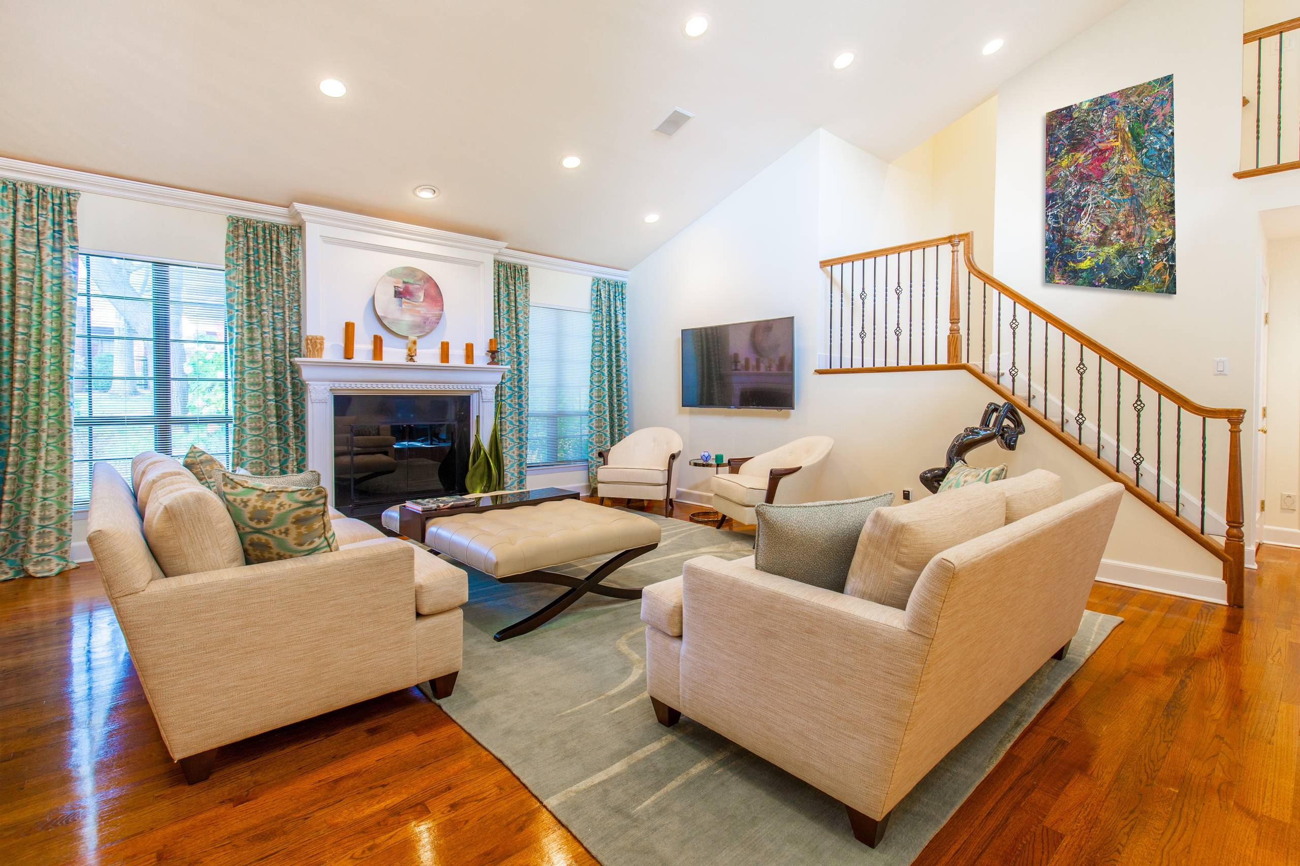 Manhasset Contemporary Home Remodel