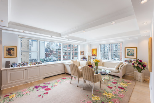 Manhattan Apartment Combination and Renovation, East 63rd Street.