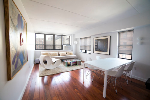 Manhattan Apartment Renovation by NYKB