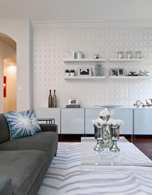 Manhattan beach modern contemporary-living-room
