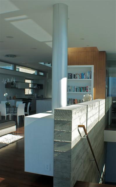 Manhattan Beach Residence contemporary-living-room
