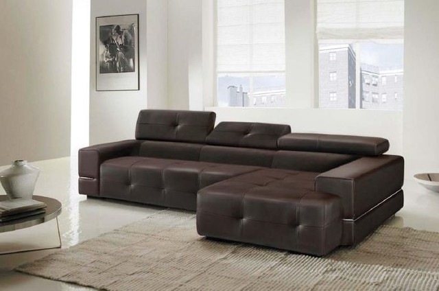 Manhattan Sectional Modern Sectional Sofas Chicago