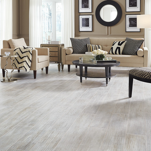 Mannington Contemporary Laminate Flooring Restoration Nantucket Sand Dollar Living Room