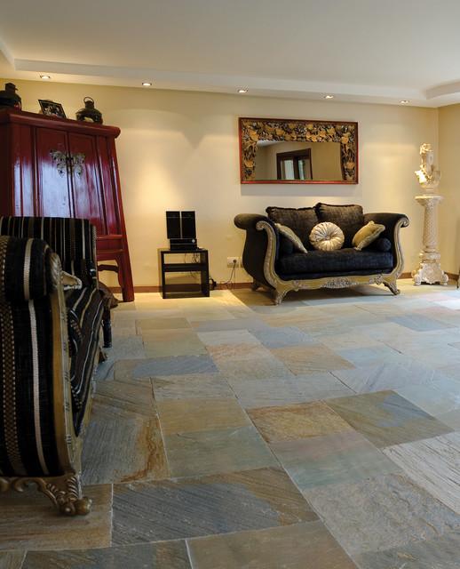 Marble stone design ideas for Multi color living room ideas