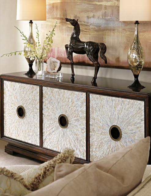 Marge Carson   Sonoma Credenza   Contemporary   Living Room ...