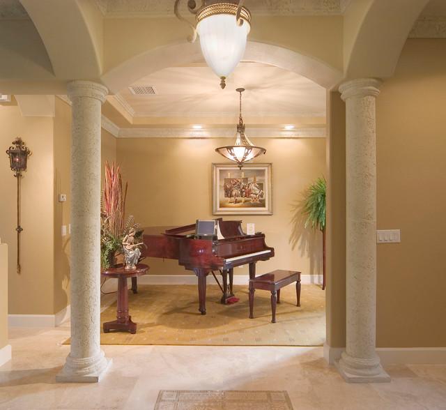 Mariel traditional-living-room