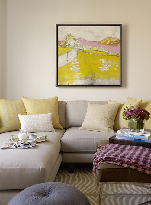 Marina Living Room modern living room