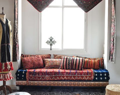 Marrakesh by Design Morrocan Homes Maryam Montague mediterranean-living-room