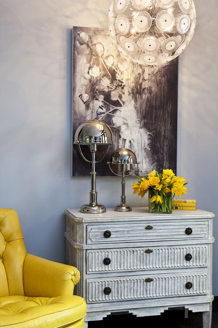 Martha O'Hara Interiors Home Furnishings contemporary-living-room