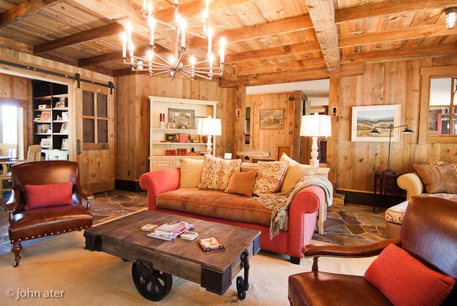 Martis Woods living-room