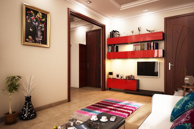 Marvel residency for Room design mahim