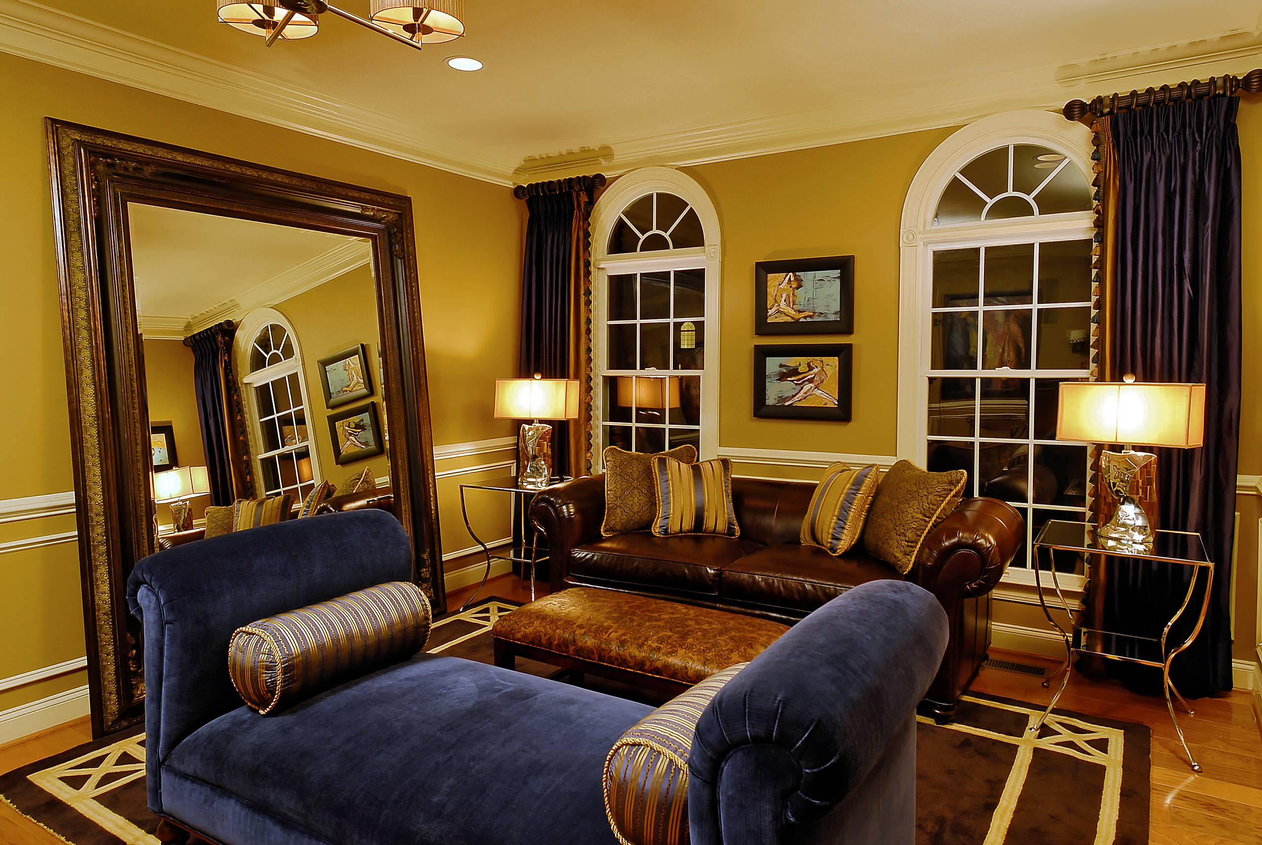 75 Yellow Living Room Ideas You Ll Love, Yellow Living Room Ideas