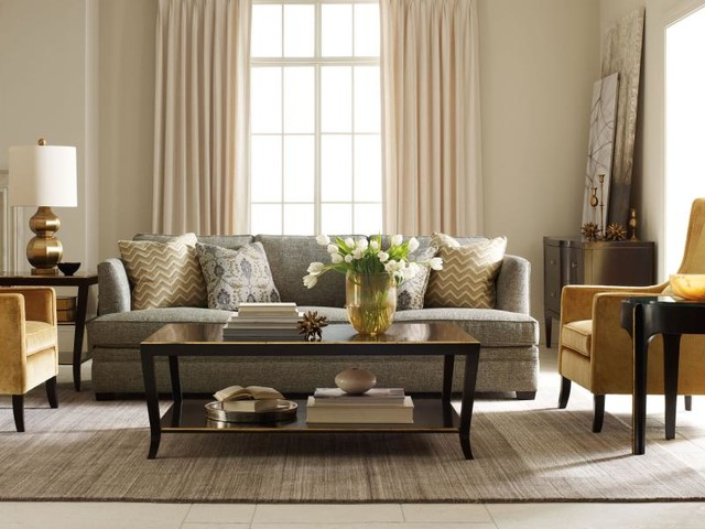 Mayfair collection living room bernhardt furniture for Bernhardt living room furniture