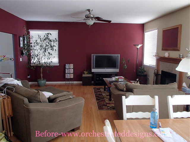 Mchenry il redesign traditional living room chicago for Redesign room