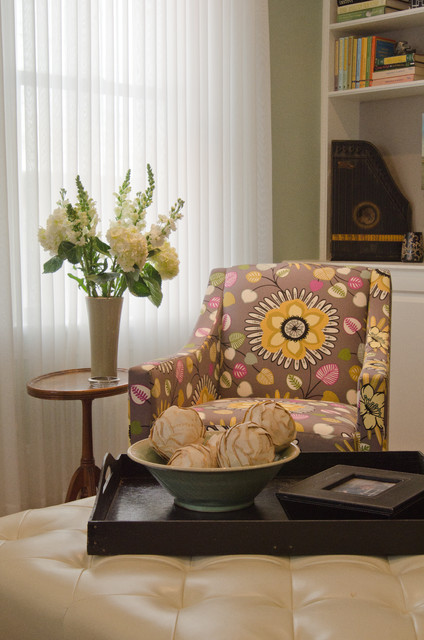 Mckenna Eclectic Living Room Other Metro By Arlene