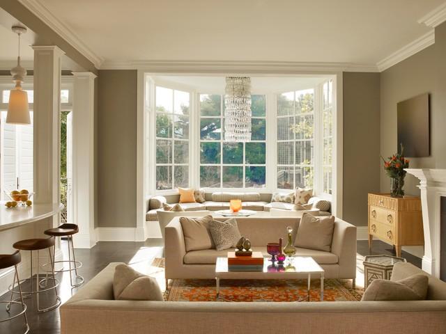 MDVN - Eclectic - Living Room - San Francisco - by Steven Miller ...