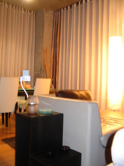 Meadows Loft contemporary-living-room