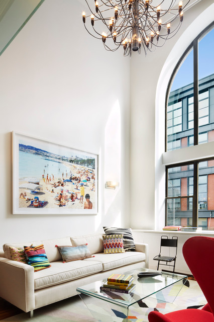 Meatpacking District Living Room
