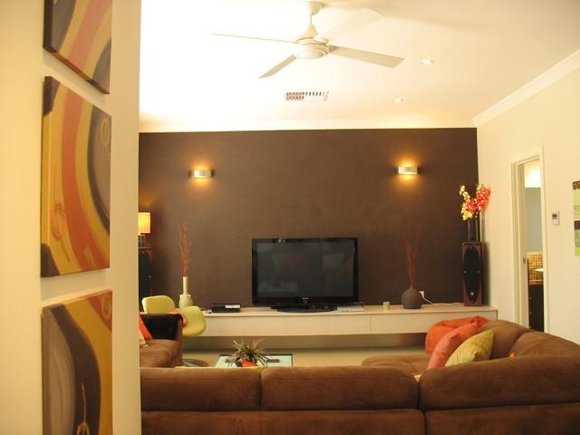 Media room 2 story home San Diego CA