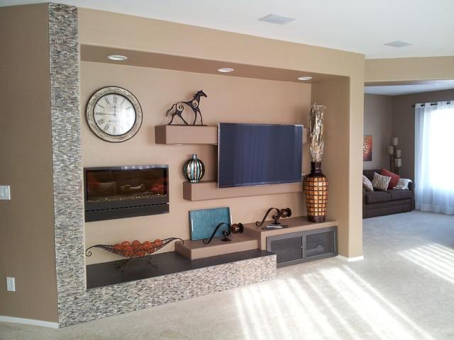 Living room electic