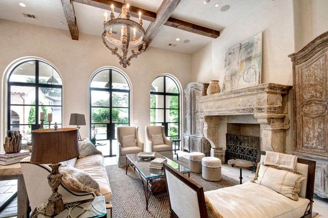 Houston Mediterranean Home