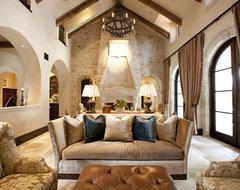 Mediterranena mediterranean-living-room