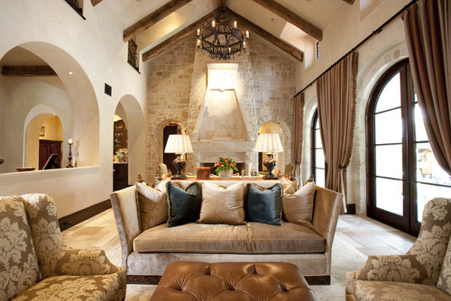 Accents That Pop Interior Stone Accent Walls