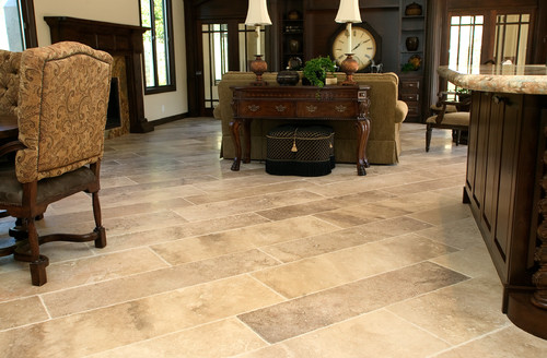 Love The Plank Style Travertine