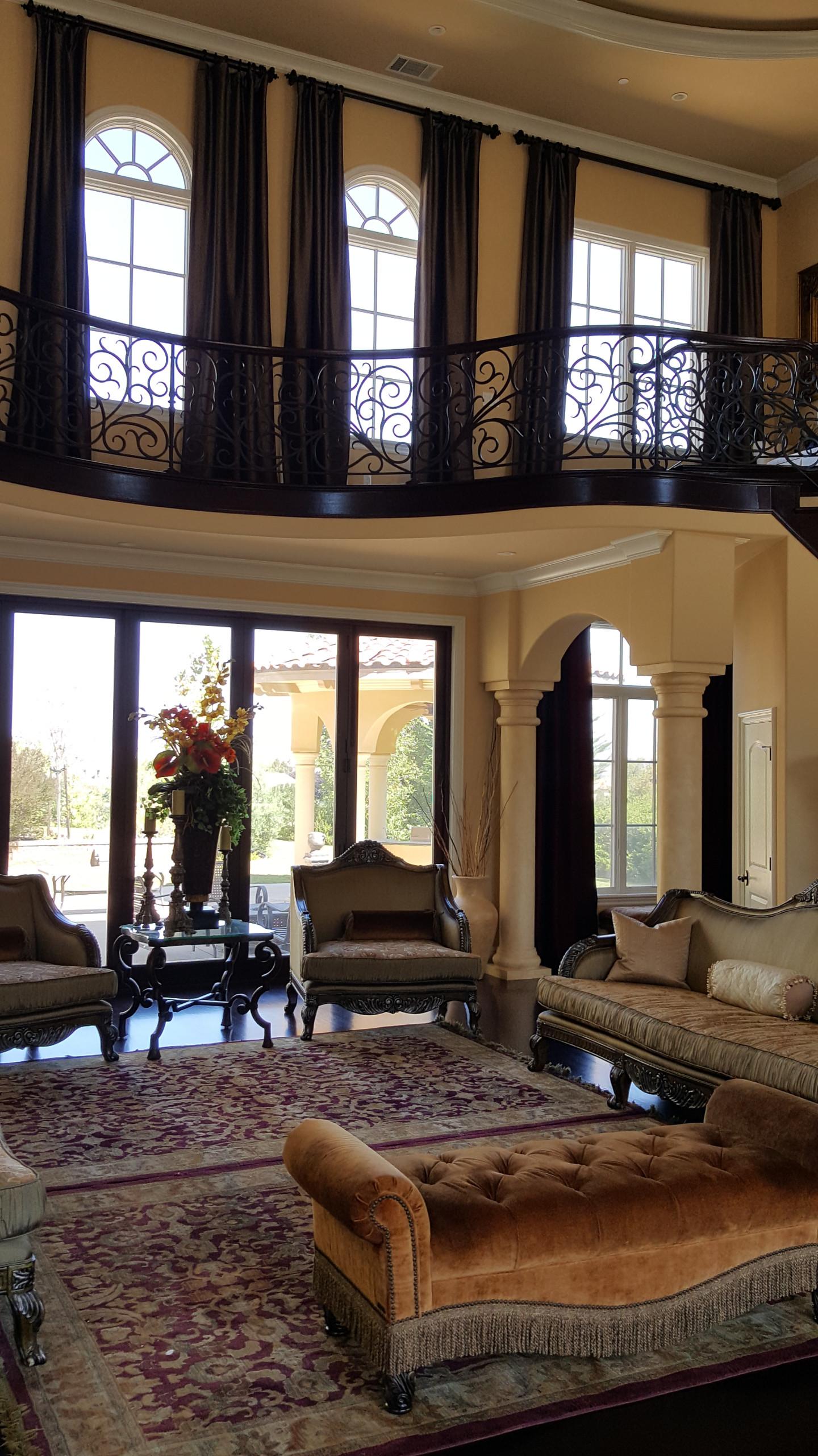 Mediterranean - Patel Residence