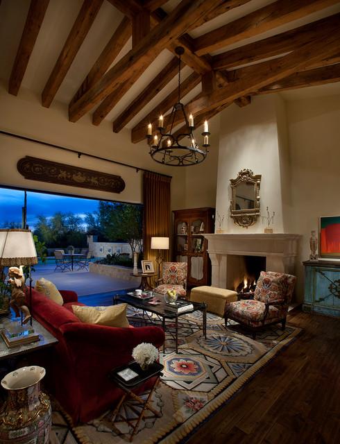 Mediterranean villa in dc ranch mediterranean living Mediterranean ranch