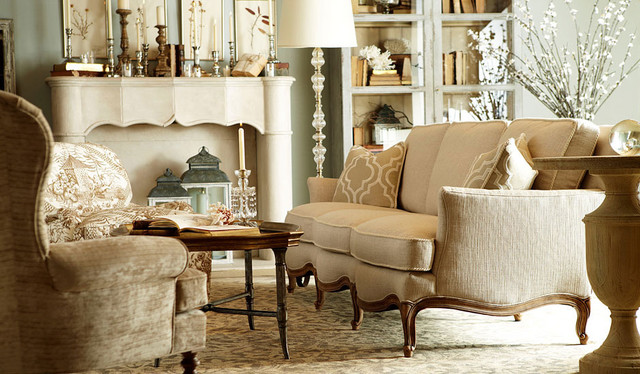 Meet The Luxe Home Interiors Favorite Brands Transitional Living