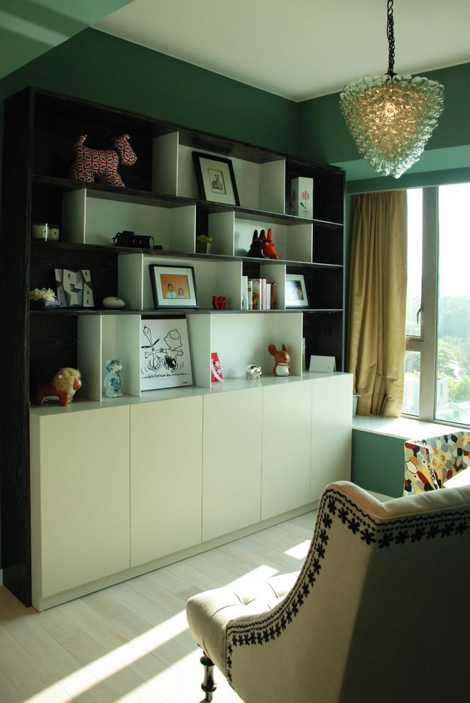 MEGAN - Modern - Living Room - Hong Kong - by hoo Interior ...