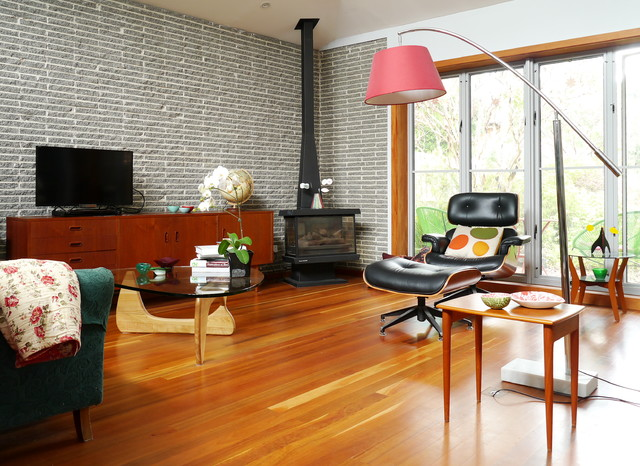 Melbourne Photo Shoot 4 Midcentury Living Room