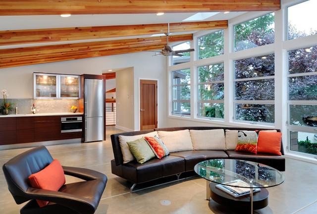 Member Architect contemporary-living-room