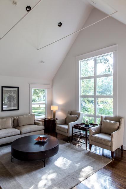 Memorial - Facelift contemporary-living-room