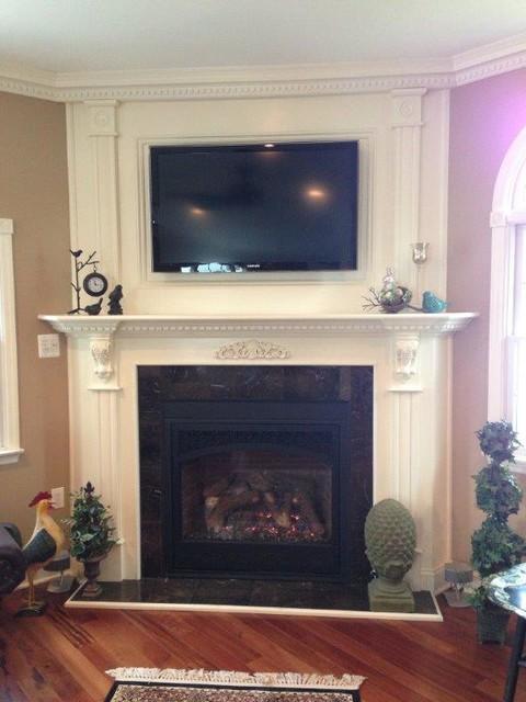 Mendota Dxv45 Direct Vent Gas Fireplace 23833