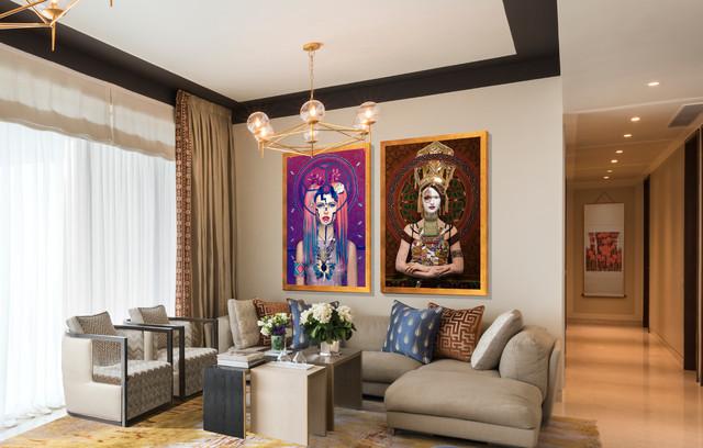 Meyerise living-room