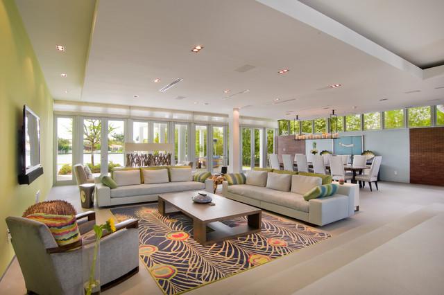 Miami Beach Glass House