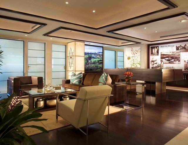 Miami Beach - Miami By PepeCalderinDesign - Interior Designers Miami - Modern modern-living-room